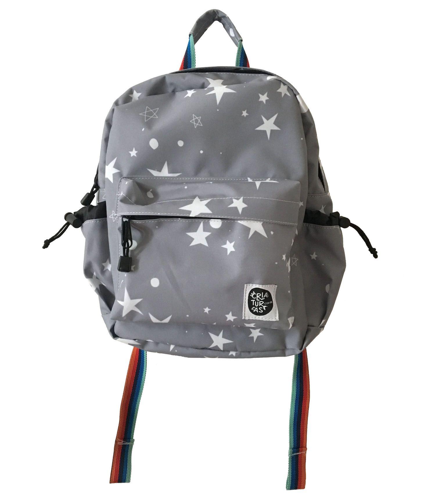 Mochilinha P Estrelas