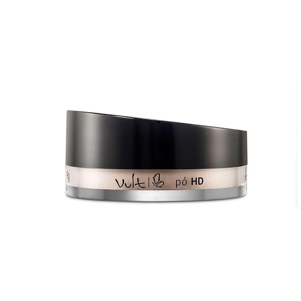 Pó Compacto HD Vult Translúcido - Vult