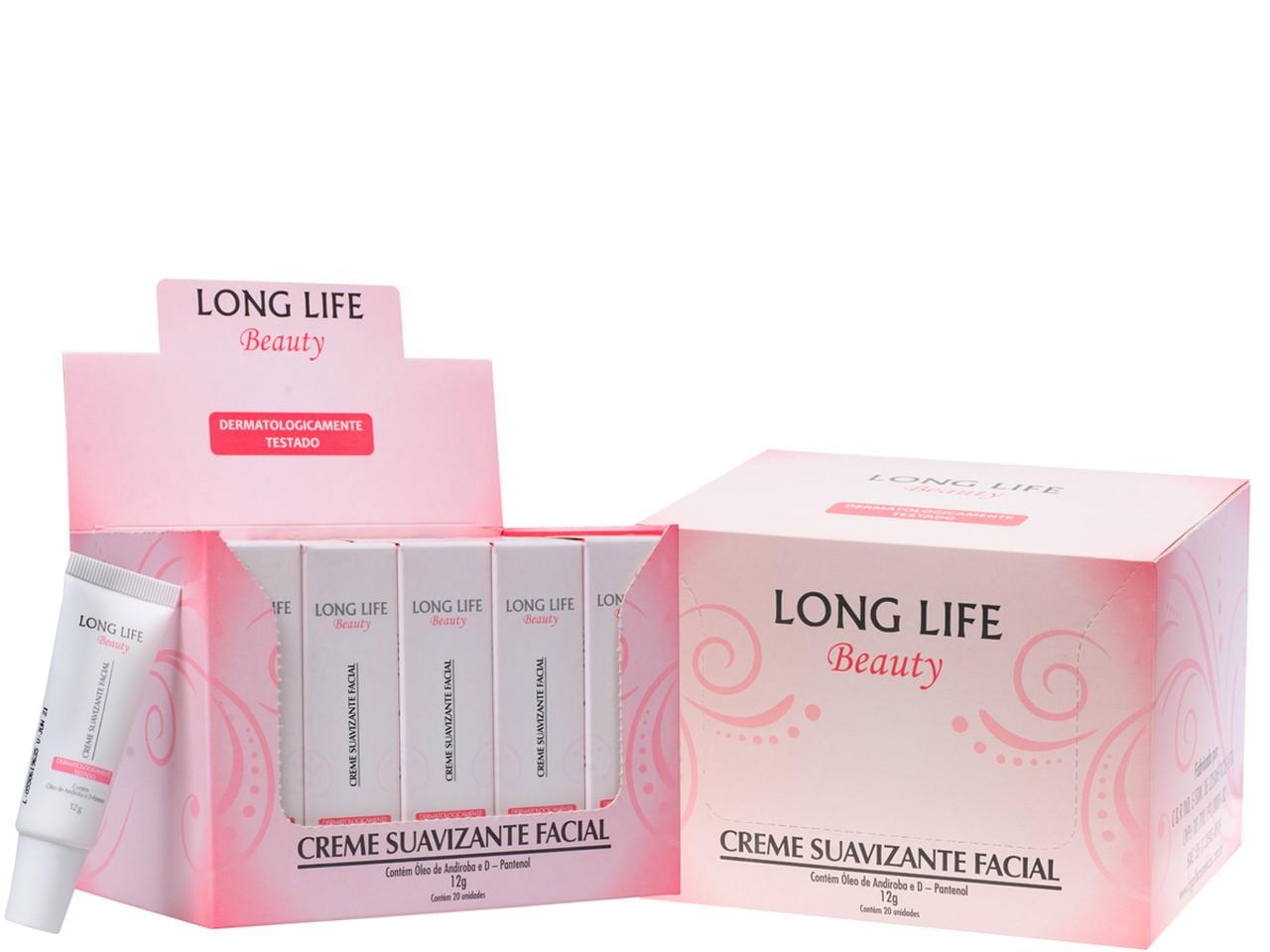 Creme Pós Micropigmentação - Long Life Beauty 12g - ( 2 caixas ) Tratamento Pós Micropigmentação
