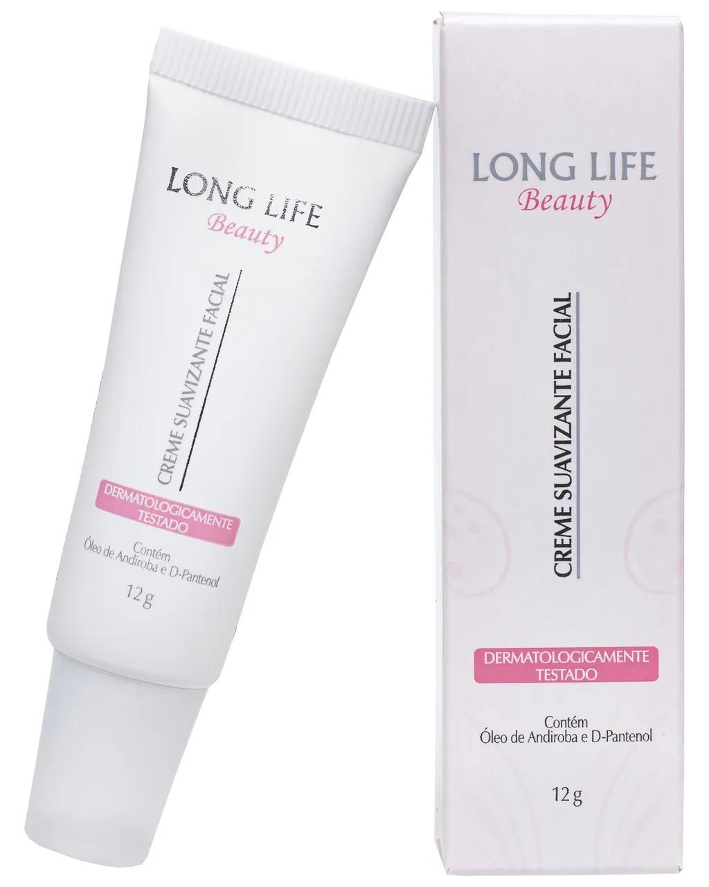 Creme Pós Micropigmentação - Long Life Beauty 12g - ( 2 caixas )