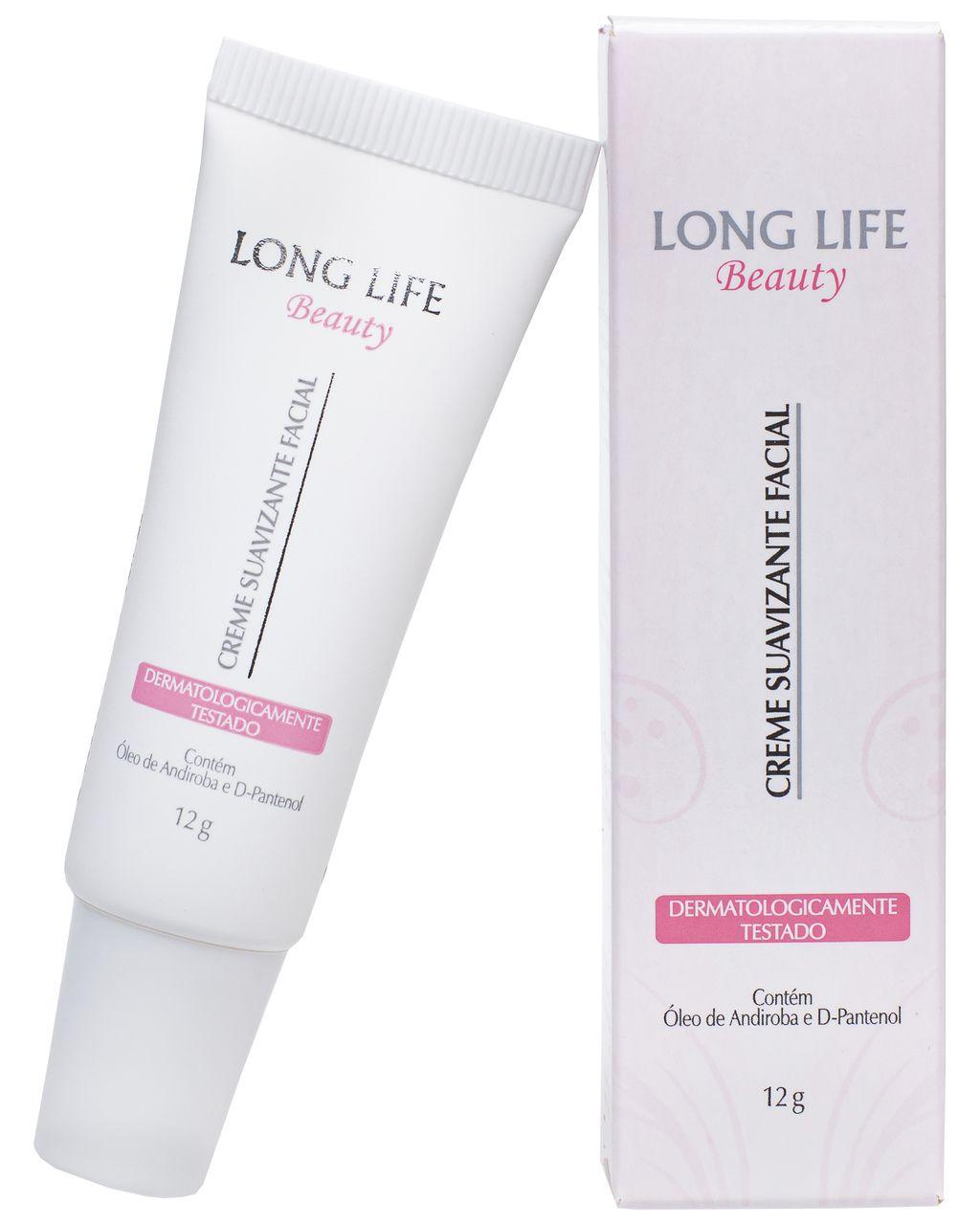 Creme Pós Micropigmentação - Long Life Beauty 12g