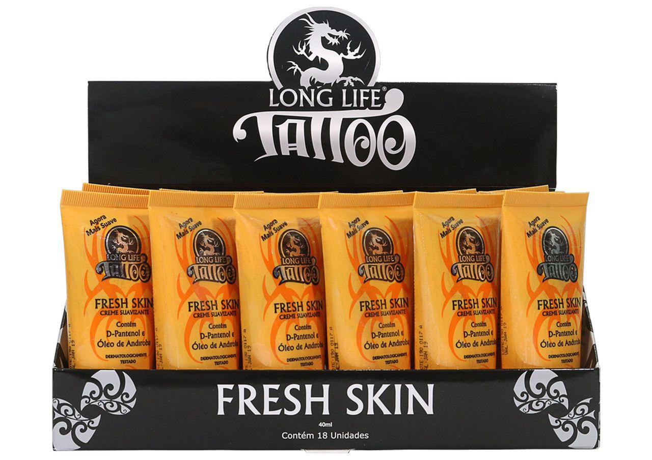 Fresh Skin 40 ml - Creme Suavizante (CX com 18 unds.)
