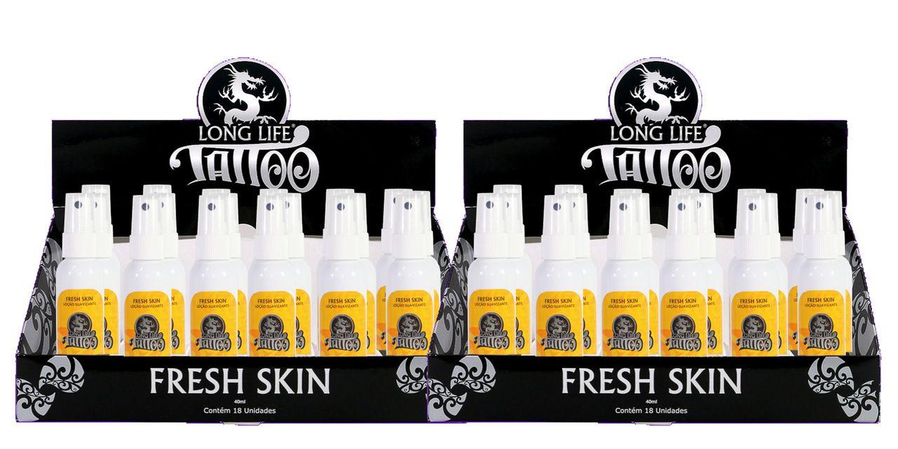 Fresh Skin - Loção 40ml - 2 CX ( 36 unds.)