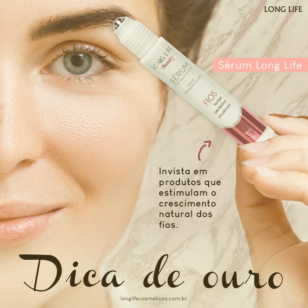 (Kit Sobrancelhas) Sérum Fortalecedor de Sobrancelhas 8 ml + Sabonete Soft Cleaning 50 ml - Espuma Facial