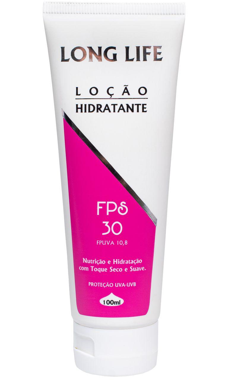 Loção Hidratante FPS 30 - 100 ml - (Proteção Solar)