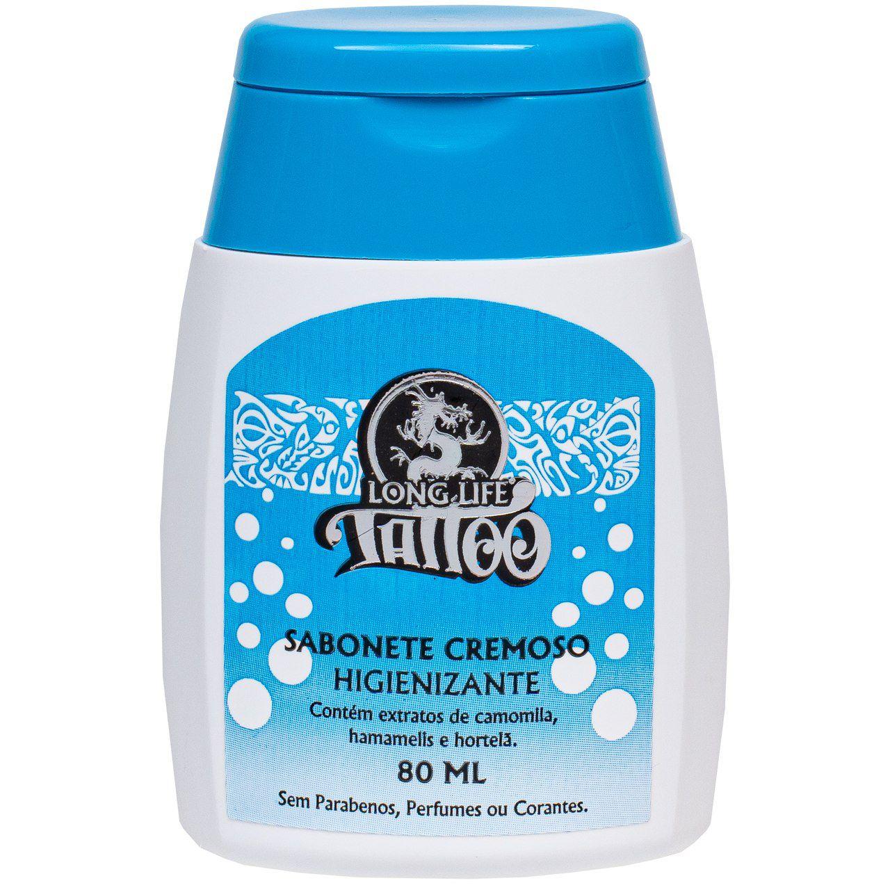 Sabonete Cremoso 80 ml