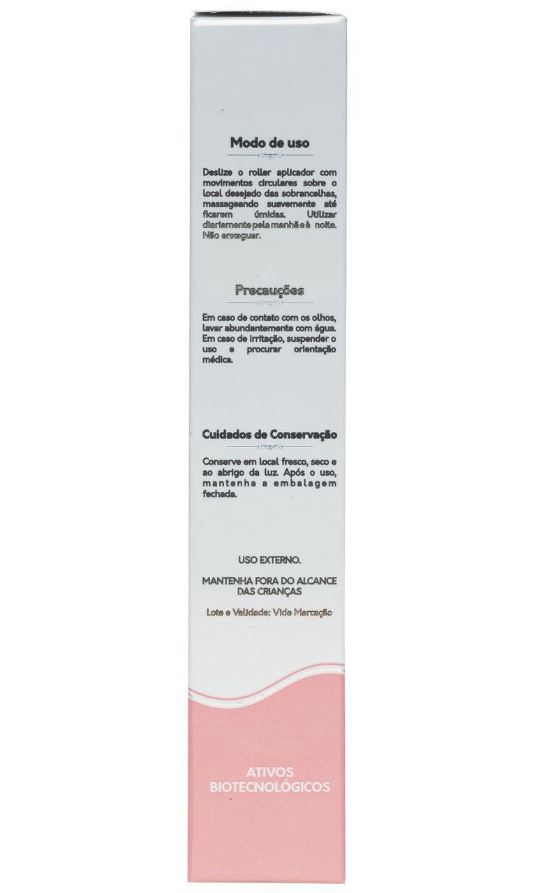 Sérum Fortalecedor de Sobrancelhas LONG LIFE - 8ml