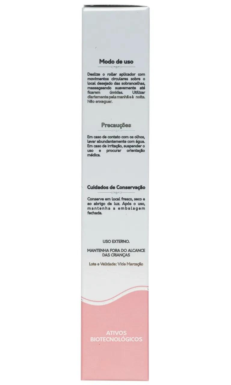 Sérum Fortalecedor para Crescer Sobrancelha 8 ml