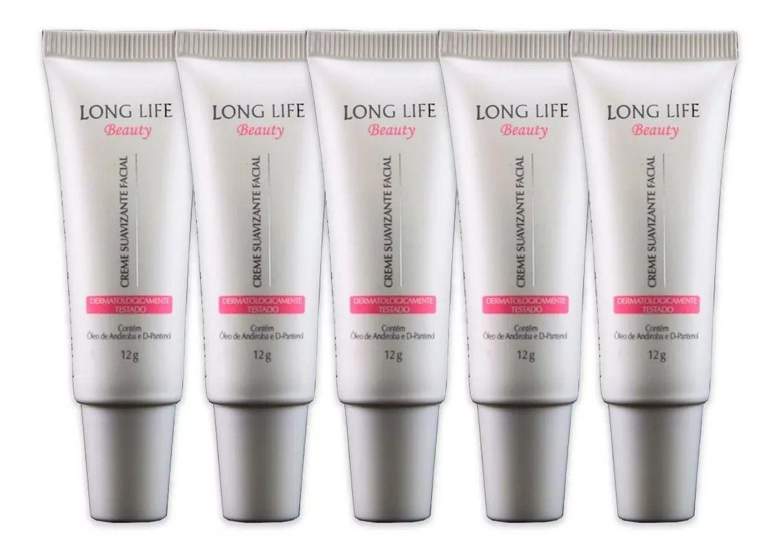 Tratamento Pós Micropigmentação Long Life - Kit Com 5 Un