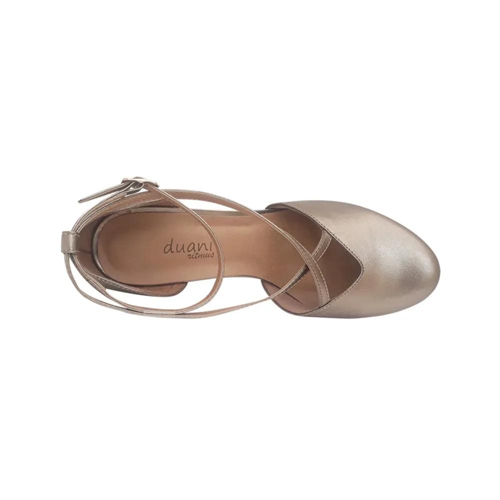 Sapato Dança De Salão Boneca Salto Confortável
