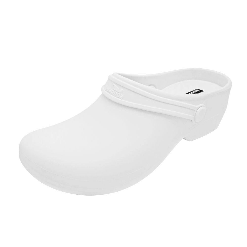 Sapato Tamanco Modelo Clog Boa Onda Ultra Conforto Enfermagem Hospital Cozinha Gastronomia Hotelaria