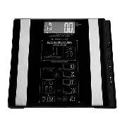 Balança De Banheiro Funções Especiais - Bk55 - Black Decker