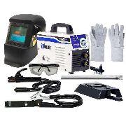 Inversora De Solda 140a Bivolt Touch150 Boxer Aut Titanium