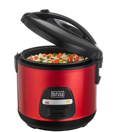 Panela De Arroz Eletrica Superrice - Black Decker