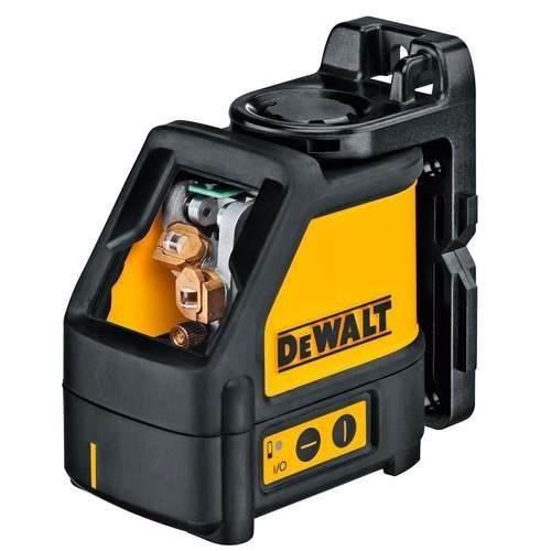 Nível A Laser Alcance 15 Metros Dw088k - Dewalt
