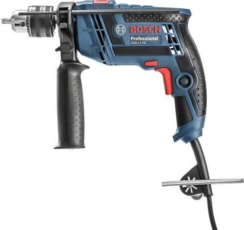 Furadeira De Impacto Bosch Gsb 13 Re Professional 650w 220v