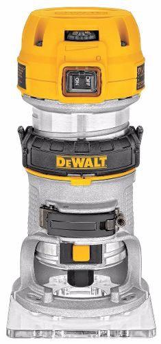 Tupia Compacta Com Base Fixa E Ajustável Dwp611b2 Dewalt