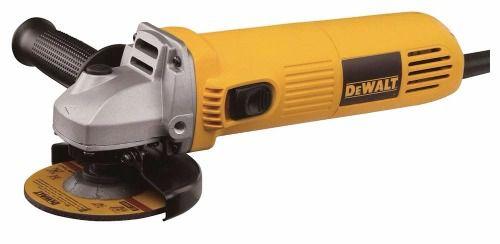 Esmerilhadeira Angular 4.1/2 700 Watts Dwe4010 Dewalt