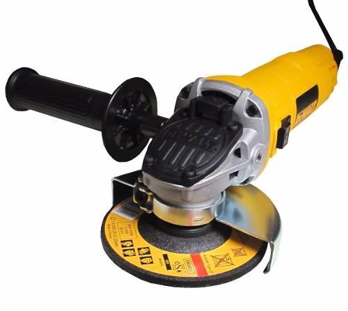 Esmerilhadeira Angular 4.1/2 800 Watts Dwe4020 Dewalt