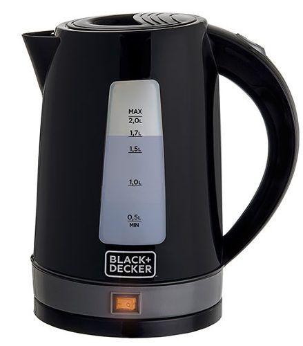 Chaleira Elétrica Chá E Chimarrão 220v - Kxb - Black Decker