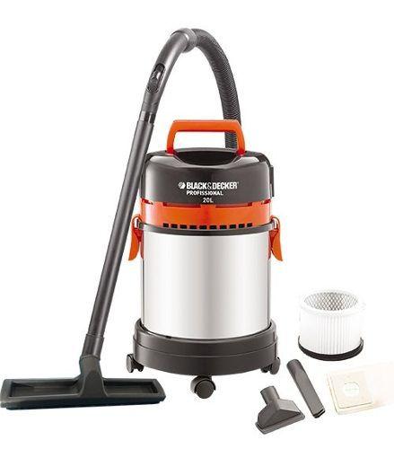 Aspirador De Pó E Água Pro 110v (ap4850-br) - Black Decker