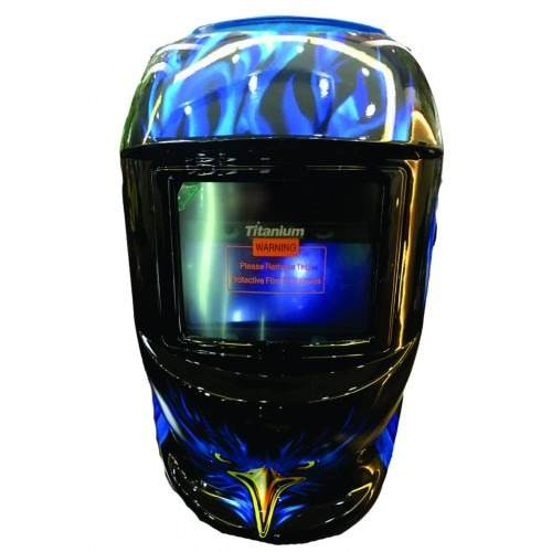 Mascara De Solda Automática Fixa Din 11 Águia Titanium