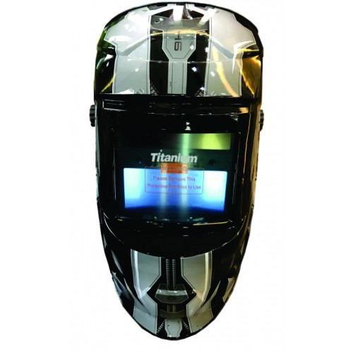 Mascara De Solda Automática Fixa Din 11 Predador Titanium
