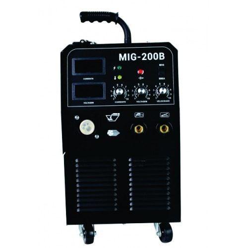 Máquina De Solda Flex Mig E Tig 200b Titanium