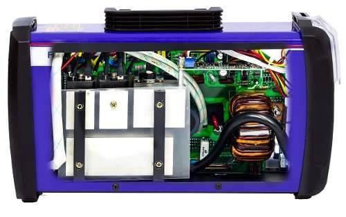 Inversora De Solda 200a Bivolt Boxer Flame201 E Brindes