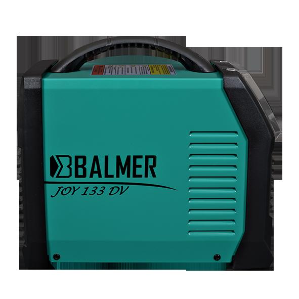 Inversora de solda 120a Joy133 dv Bivolt Balmer mascara e kit