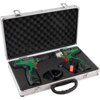 Kit de Parafusadeira/Furadeira com Impacto 10,8 V DWT
