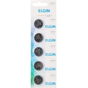 Bateria de Litio Elgin CR 2025 82192 1 Unidade