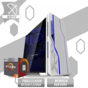 Bs Gamer AMD Ryzen 3 2200G 3.5GHz 6MB, 8GB DDR4, HD 1TB, 500W