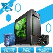 Bs-Gamer Intel G4560 3.50GHZ 3MB, 8GB DDR4, HD 1TB, 500W, Gtx 1050 2GB