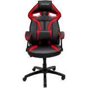 Cadeira Gamer MX1 Giratoria Preto/Vermelho MGCH-8131/RD