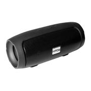 Caixa de som portátil Bluetooth Preta - Hayom CP2706