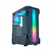 Computador Gamer AMD Athlon 3000G, SSD 240GB, 8GB DDR4, 420W, GTX 1650 4GB