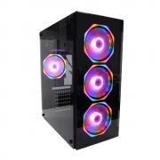 Computador Gamer AMD Ryzen 5 2400G, HD 1TB, 8GB DDR4, 500W, GTX 1660 6GB Super