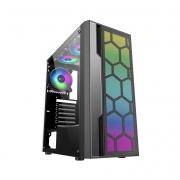 Computador Gamer Amd Ryzen 5 2400G, Ssd 240GB, 8GB ddr4, 40W, Gtx 1650 4GB OC