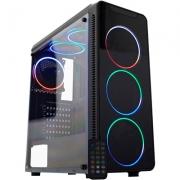 Computador Gamer AMD Ryzen 5 3600, HD 500gB + SSD240, 8GB DDR4, 500W, RTX 3060 OC 12GB