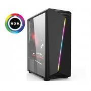 Computador Gamer Bs Gamer AMD Ryzen 5 3400G , 8GB DDR4, SSD 240GB , 400W