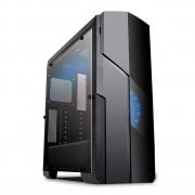Computador Gamer Intel Pentium G4560, 8GB DDR4, SSD 240GB, 420W, GTX 1050 4GB OC