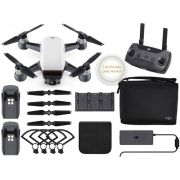 Drone DJI CP.PT.000909 SPARK FLY More Combo White Alpine