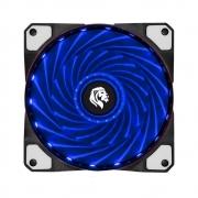 Fan Cooler Master LED Azul - Hayom FC1300