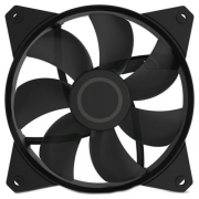 Fan Cooler Master Masterfan S/ Led Preto MF120L 120mm R4-C1DS-12FK-R1