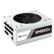 Fonte 80PLUS GOLD Corsair RM850X RMX 850W PFC Modular White