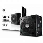 Fonte Cooler Master Elite V3 PFC Ativo 600W MPW-6001-ACAAN1-WO