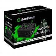 Fonte GameMax 400W 80 Plus Bronze PFC Ativo GP400A