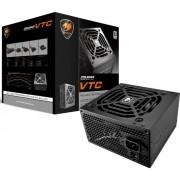 Fonte Gamer Cougar VTC500 500W 80 Plus White PFC Ativo 31VC050006P01