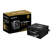 Fonte Gigabyte G750H (750 WATTS) 80 PLUS GOLD - GP-G750H BR